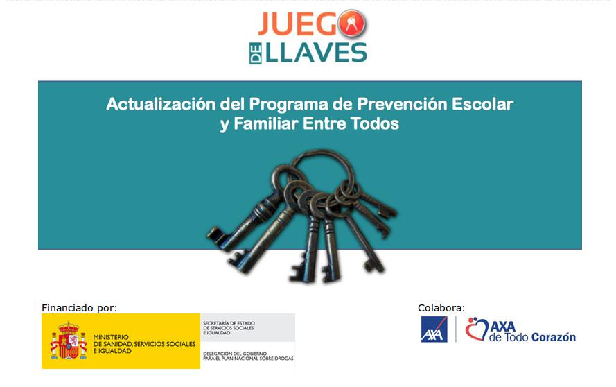 JUEGO LLAVES