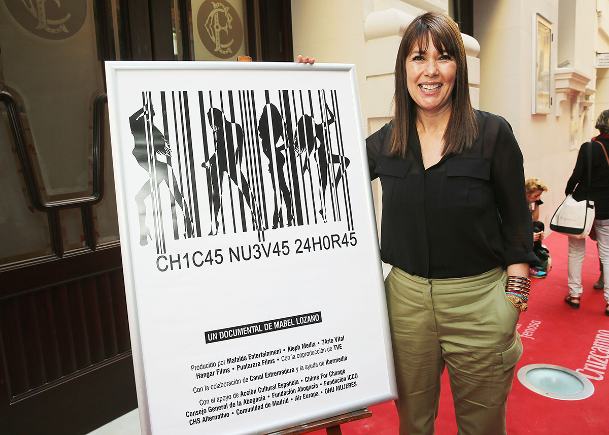 Chicas Nuevas 24 horas, un día con Mabel Lozano