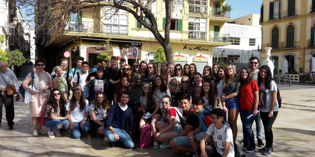 II Intercambio IES Galileo- Het College