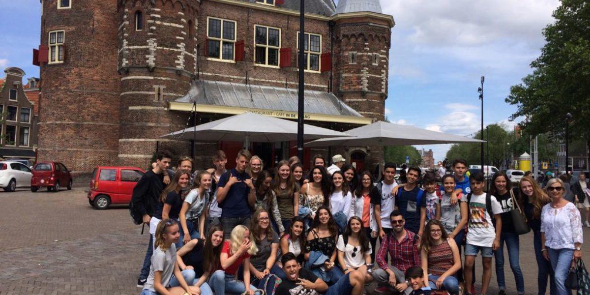 II Intercambio Galileo – Het College