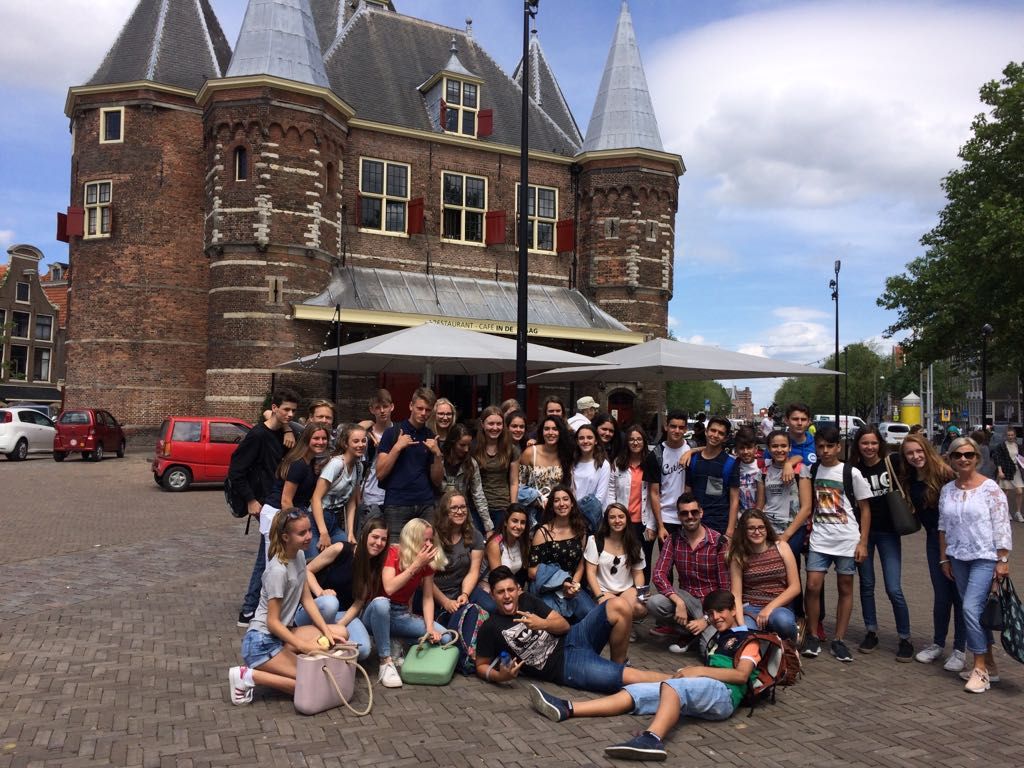II Intercambio Galileo – Het College