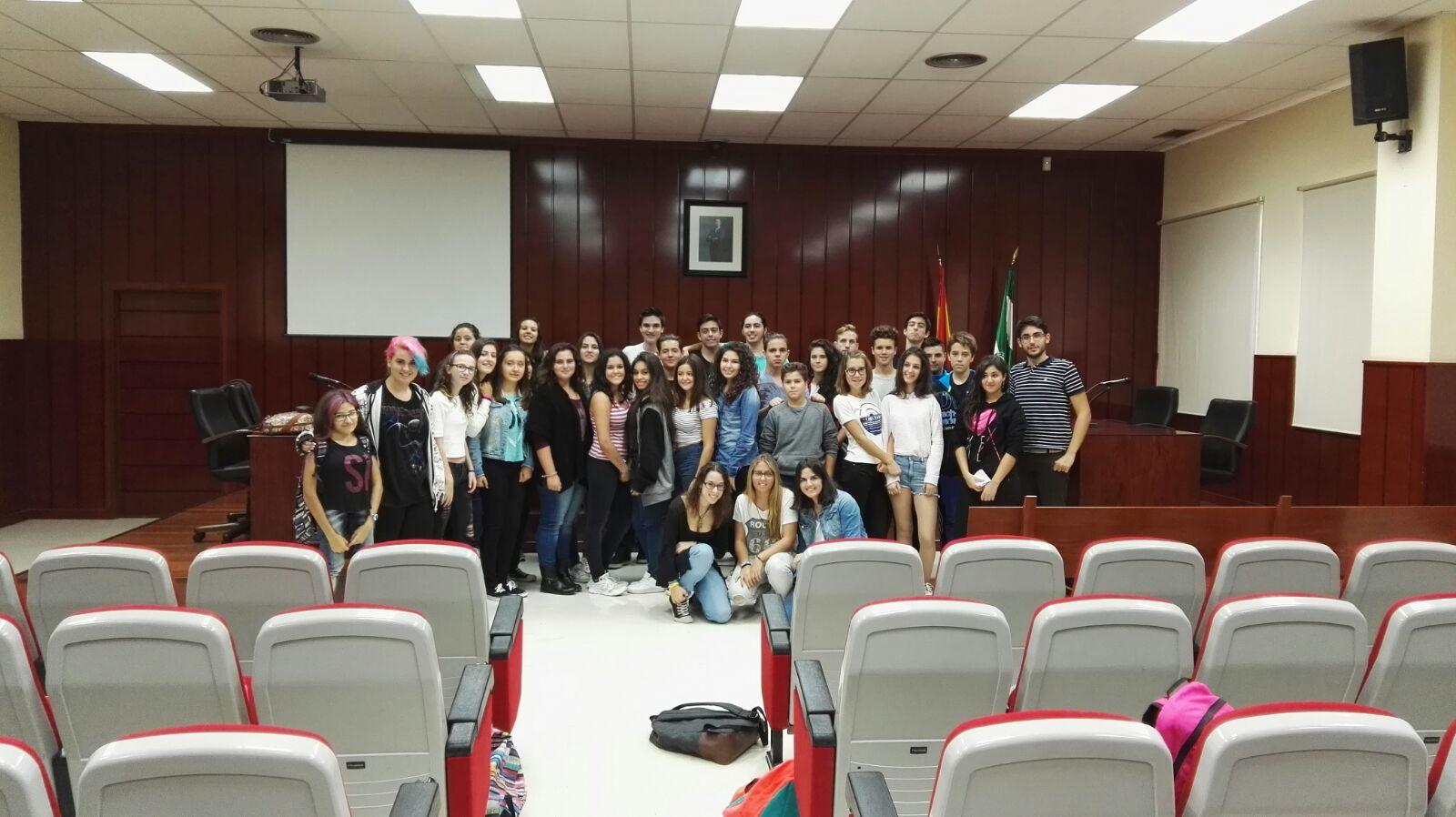 Visita Universidad 4º ESO IES Galileo