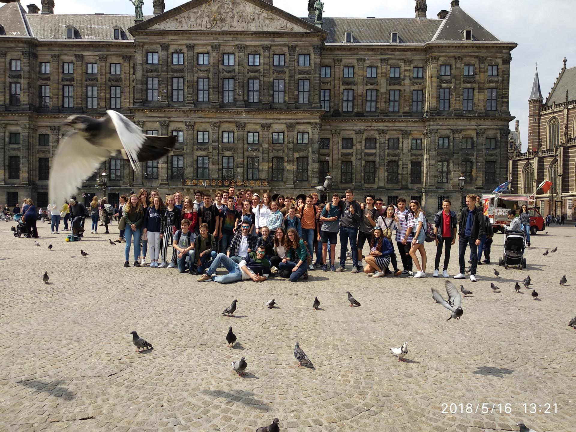 III Intercambio con el Het College (segunda parte)