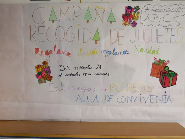 CAMPAÑA DE RECOGIDA DE JUGUETES