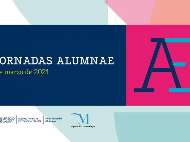I Jornadas Alumnae  Universidad de Málaga