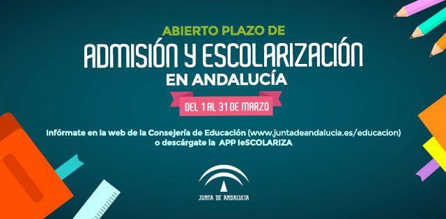 Proceso de admisión curso 2021-22